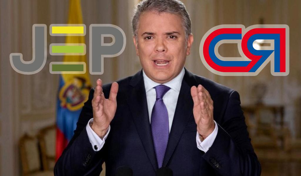 Cambio Radical rechazará objeciones a Ley Estatutaria JEP