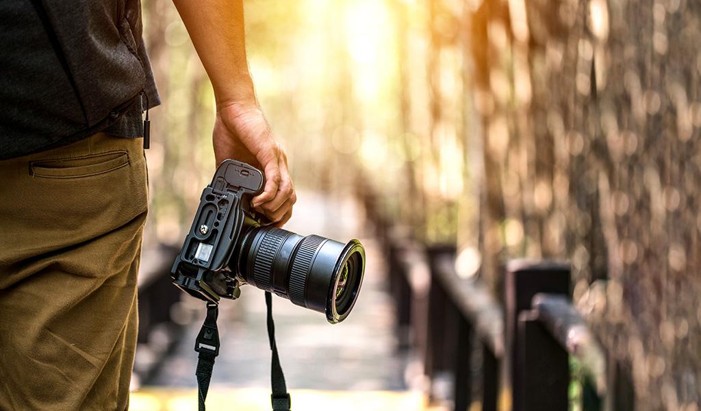 El fotógrafo que con su lente captura la danza
