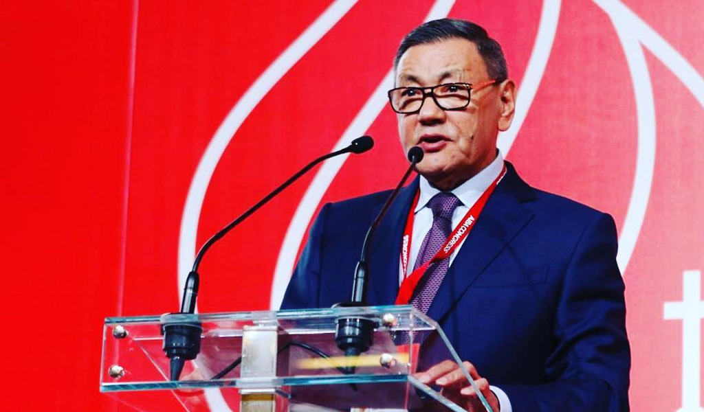 Renunció presidente de Asociación Internacional de Boxeo