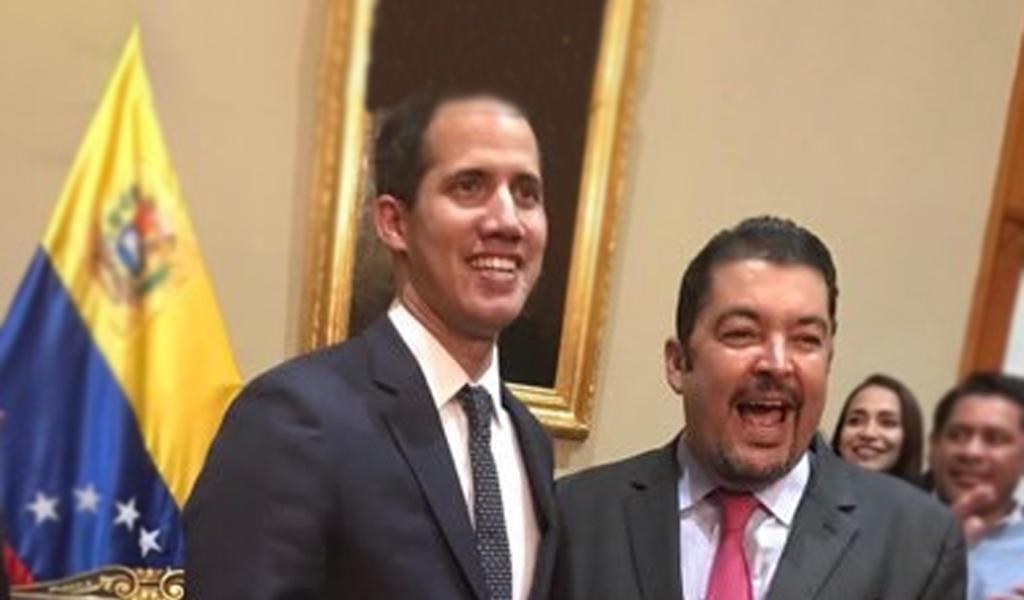 Roberto Marrero, cercano a Guaidó y perseguido