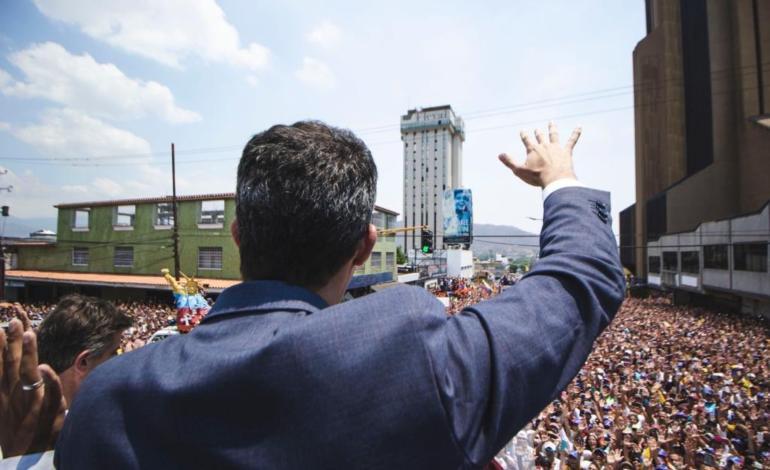 Así fueron las asambleas convocadas por Juan Guaidó