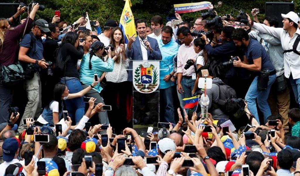 Periodistas en la mira del gobierno de Maduro