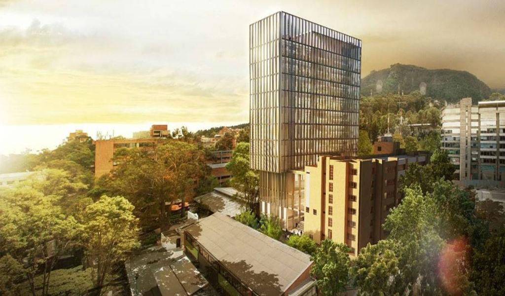 El nuevo edificio que tendrá la Javeriana