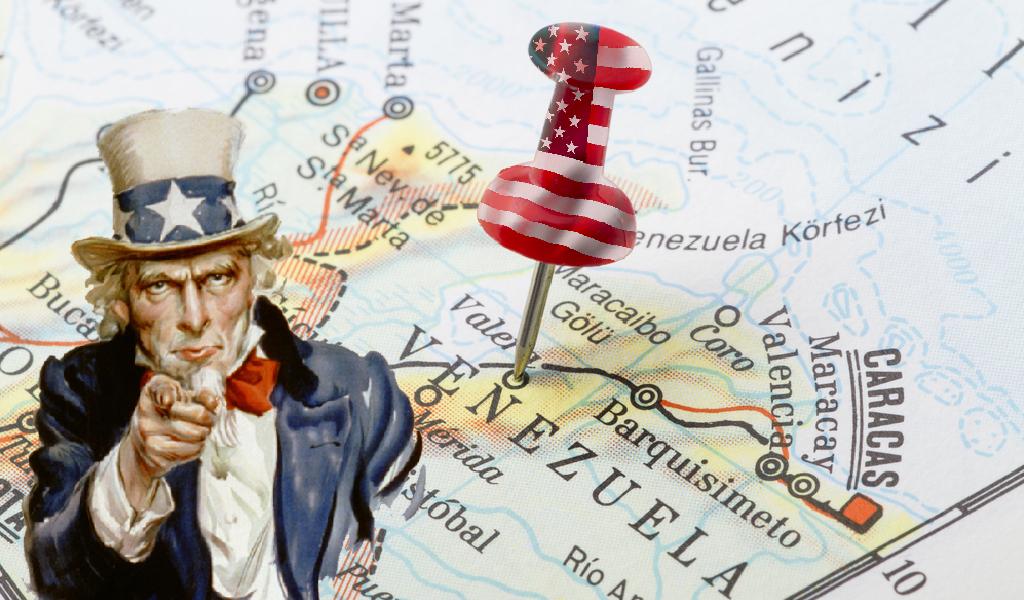 ¿Venezuela ante una inminente intervención de EE.UU.?