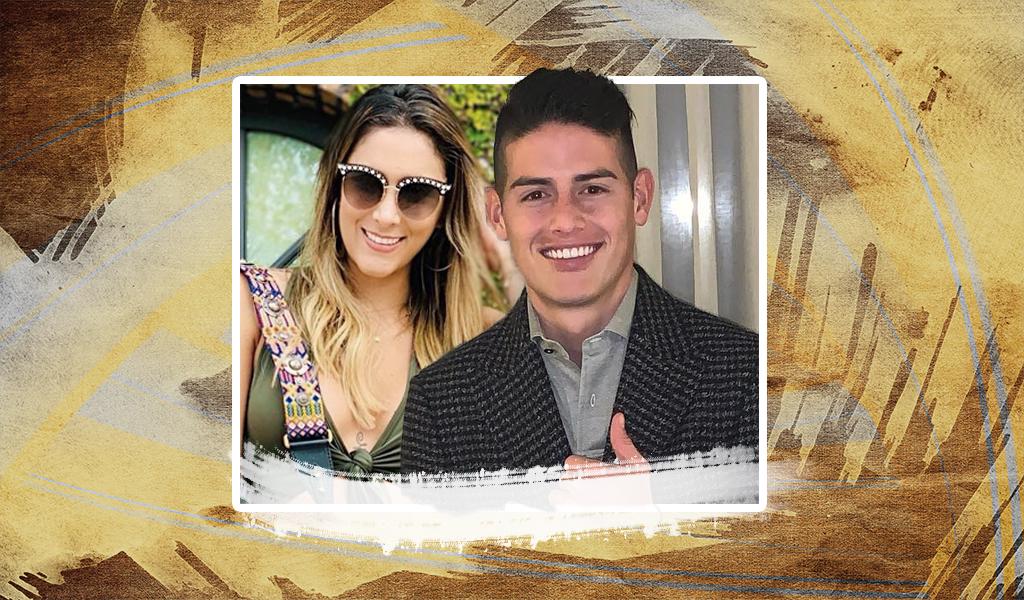 James dejó de seguir a Daniela Ospina en Instagram