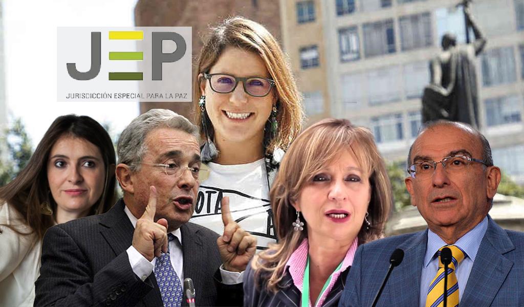Las reacciones a discurso de la oposición sobre JEP
