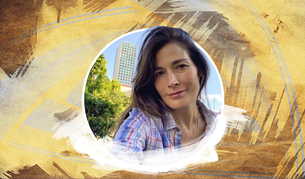 Kathy Sáenz deja ver su escultural cuerpo en redes