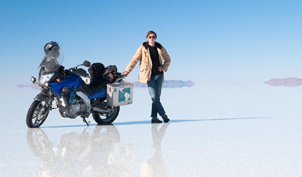 El viaje en solitario de un ruso por América Latina