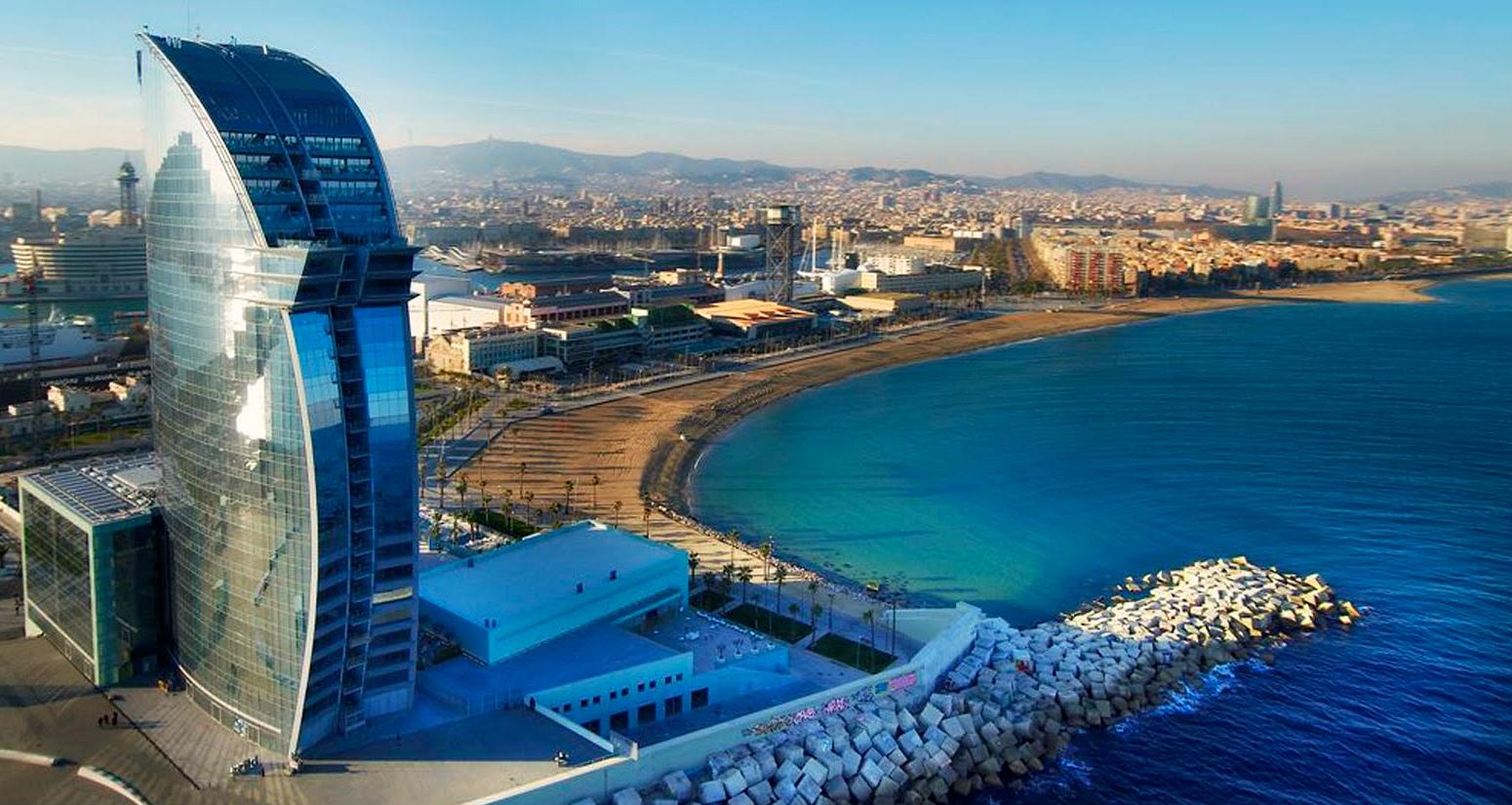 Barcelona y sus artistas del ligue