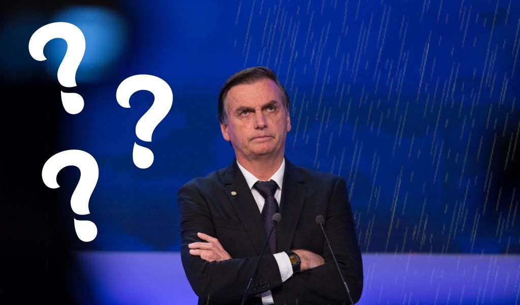 Bolsonaro pregunta qué es la lluvia dorada