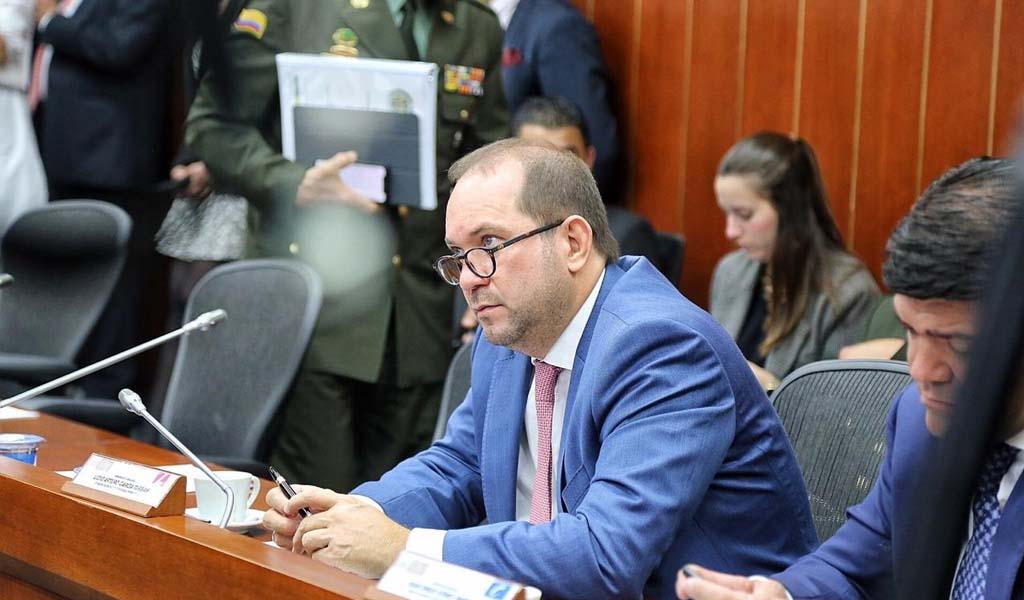 Lidio García sería el nuevo presidente del Senado