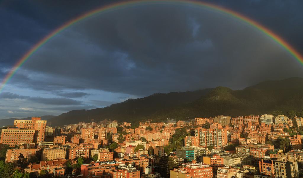 ¿Por qué está lloviendo tanto en Bogotá?
