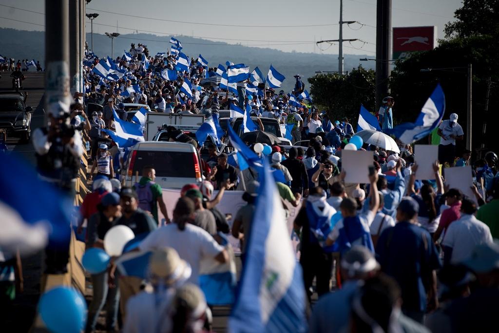 Gobierno nicaragüense libera más de 100 opositores