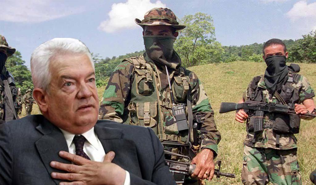 Fallo menciona a Mario Uribe por nexo paramilitar