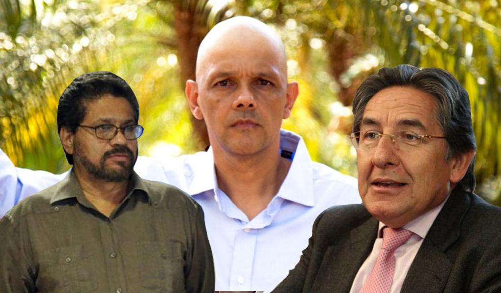 """""""No le teman a la paz"""": Fiscal general a Márquez y 'El Paisa'"""