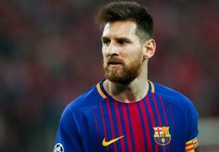 Messi habría sido espiado durante gobierno Macri