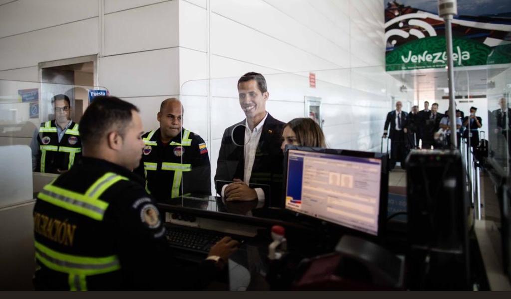 ¿Qué pasa si Maduro arresta a Guaidó?