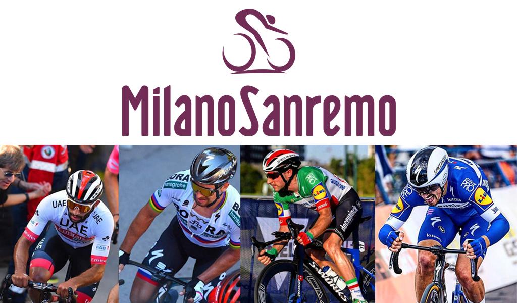 Los favoritos para Milán-San Remo