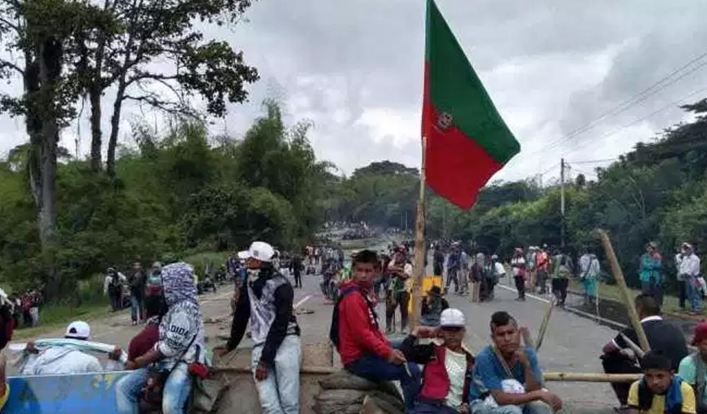 Indígenas denuncian agresiones del ESMAD en Cauca