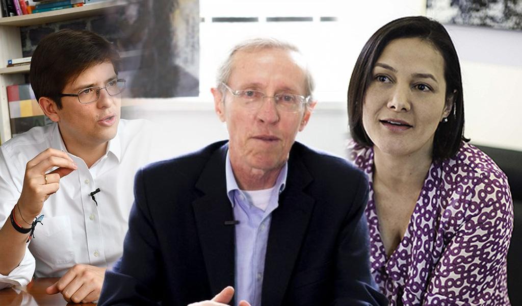 ¿Navarro junto a Ángela Garzón y Miguel Uribe?