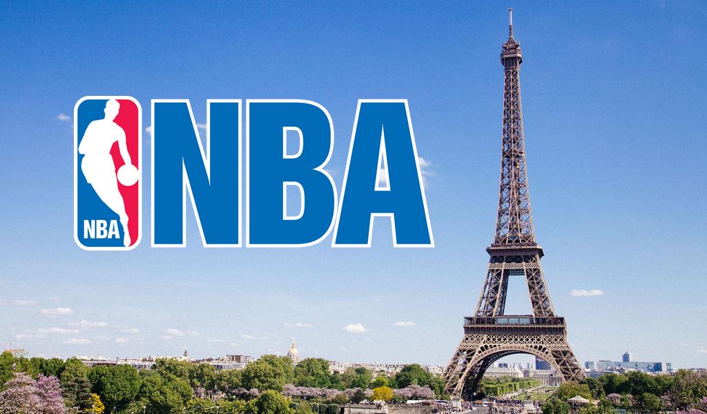 La NBA se muda a París