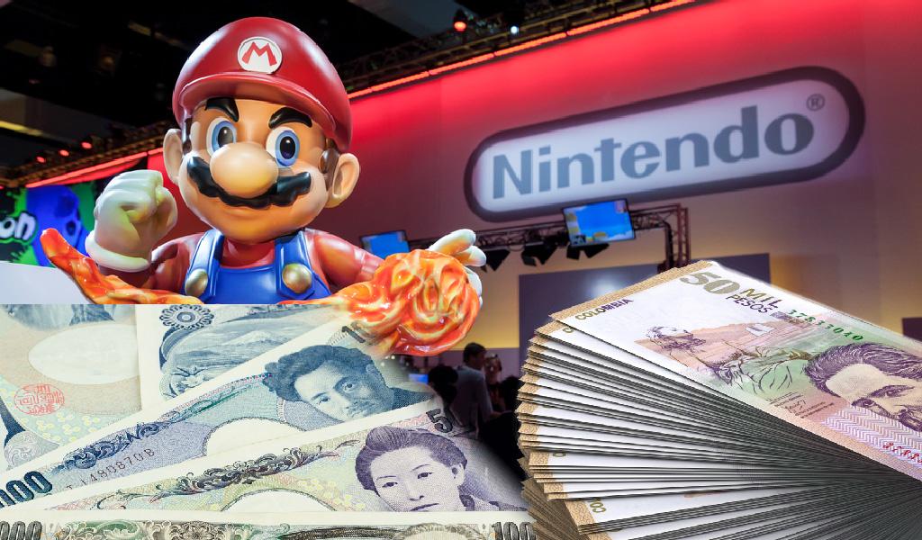 El sueldazo de los trabajadores de Nintendo