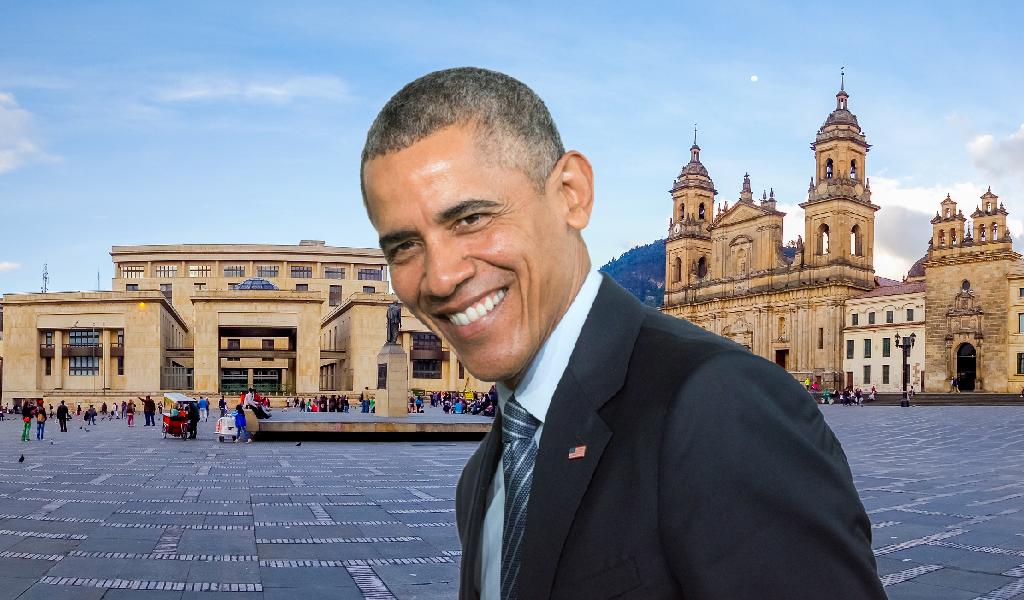 Esto cuesta ver a Obama en Bogotá