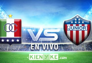 En Vivo: Junior vs. Once Caldas