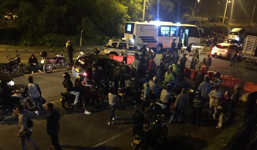 Intensifican operativos contra piques ilegales en Medellín