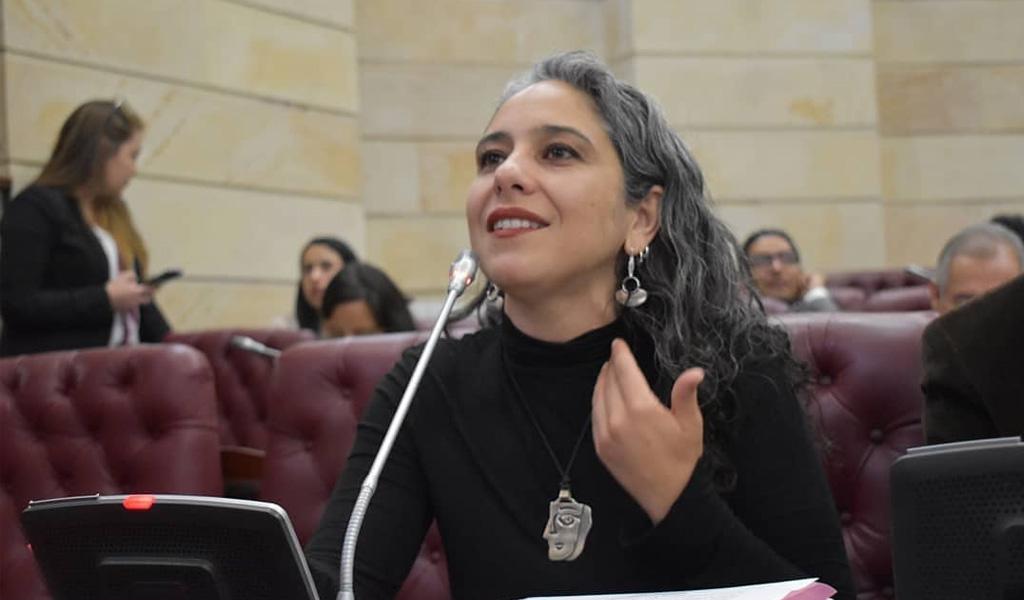 María José Pizarro o la memoria como política