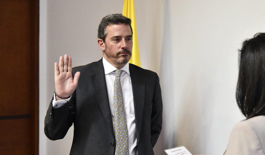 Juan Ramón Samper asumió como gerente de RTVC