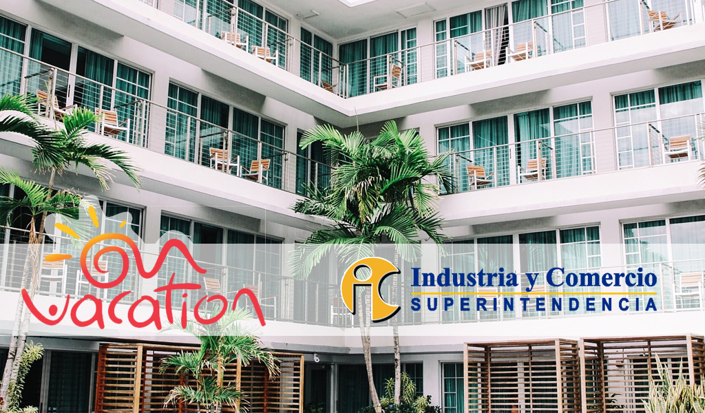 On Vacation en la mira de la Superindustria