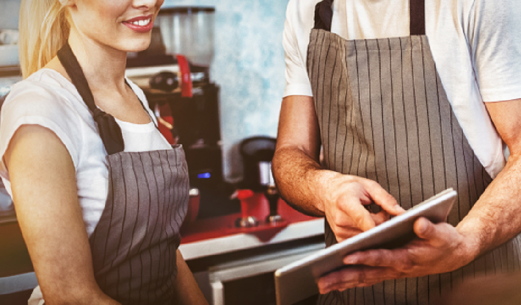 Cómo saltar de la cocina al mundo digital