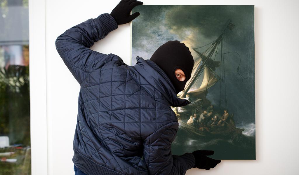 29 años del robo de arte más grande del mundo