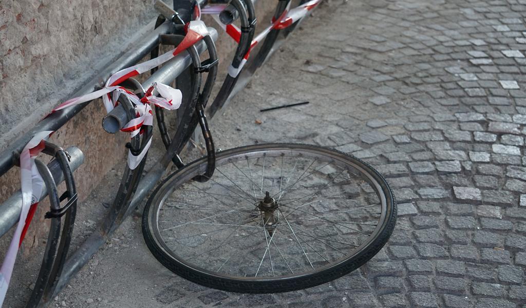 Alcaldía de Bogotá refuerza seguridad en ciclorrutas