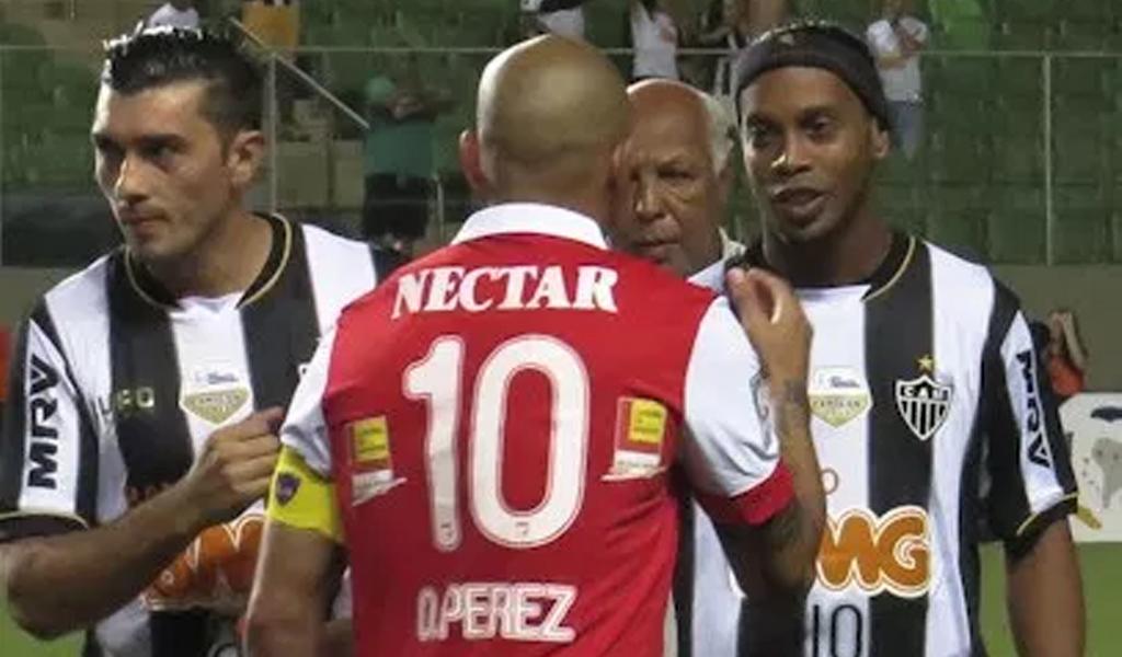 Ronaldinho, Santa Fe