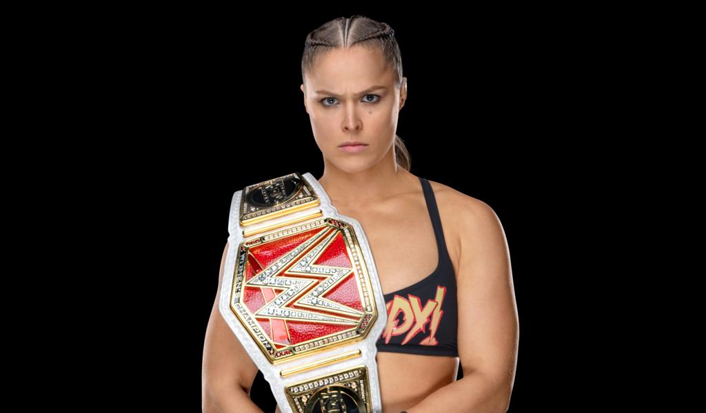 Ronda Rousey sancionada por la WWE