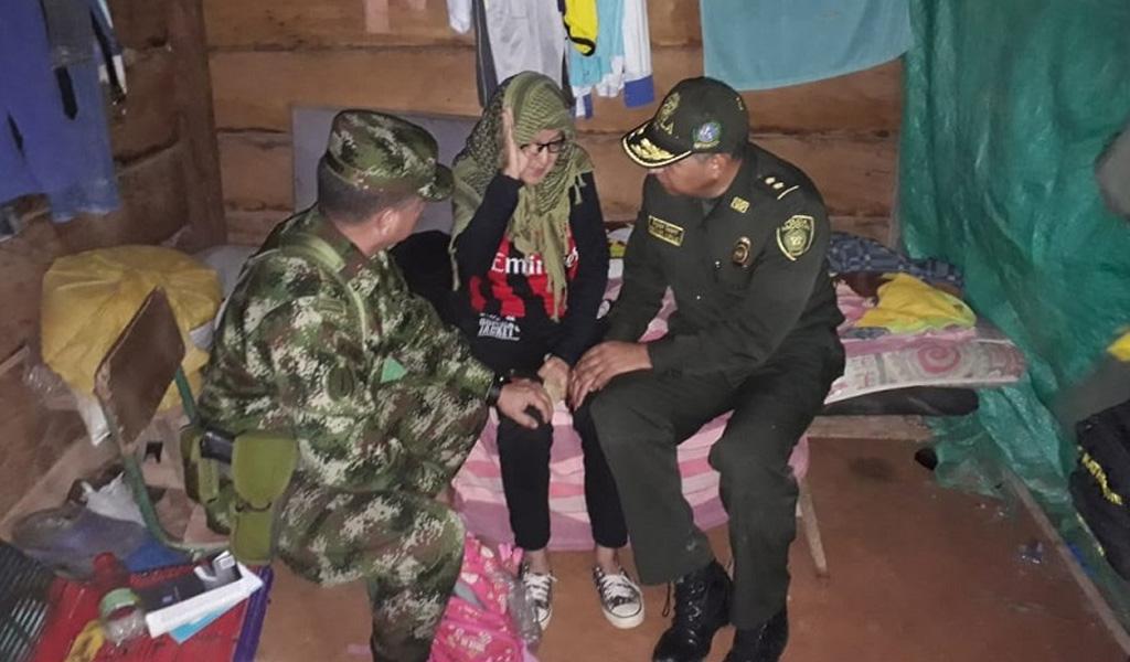Tras dos meses de secuestro liberan mujer en Cesar