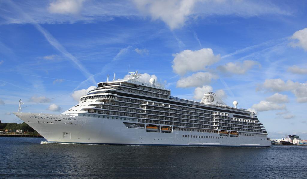 Así es el barco más lujoso del mundo