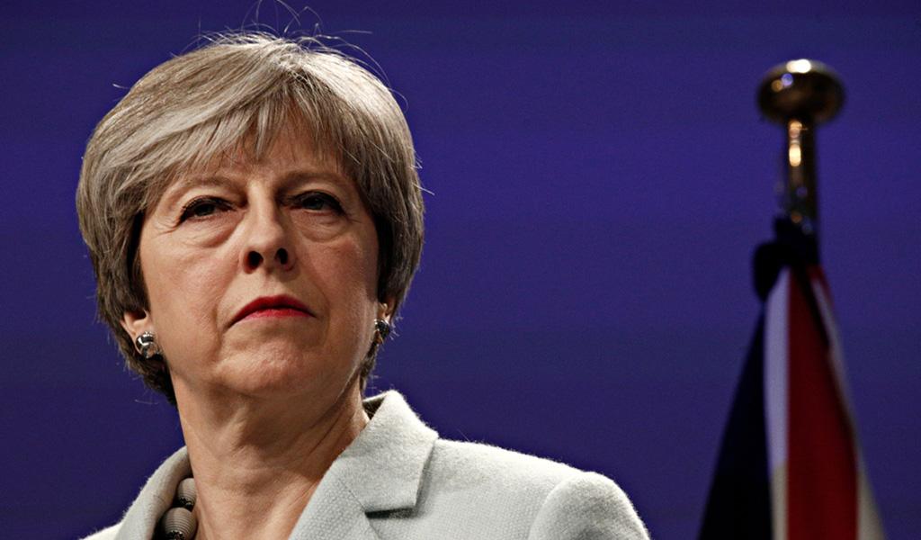 Theresa May dejará de ser primera ministra de Reino Unido