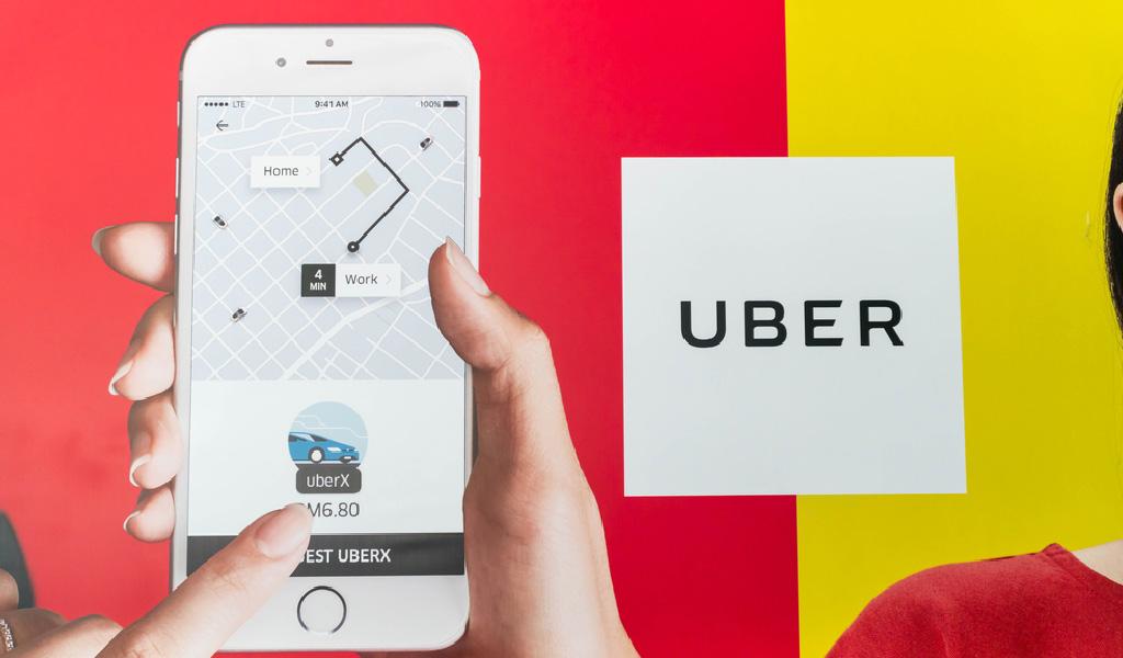 Uber compra a su competencia
