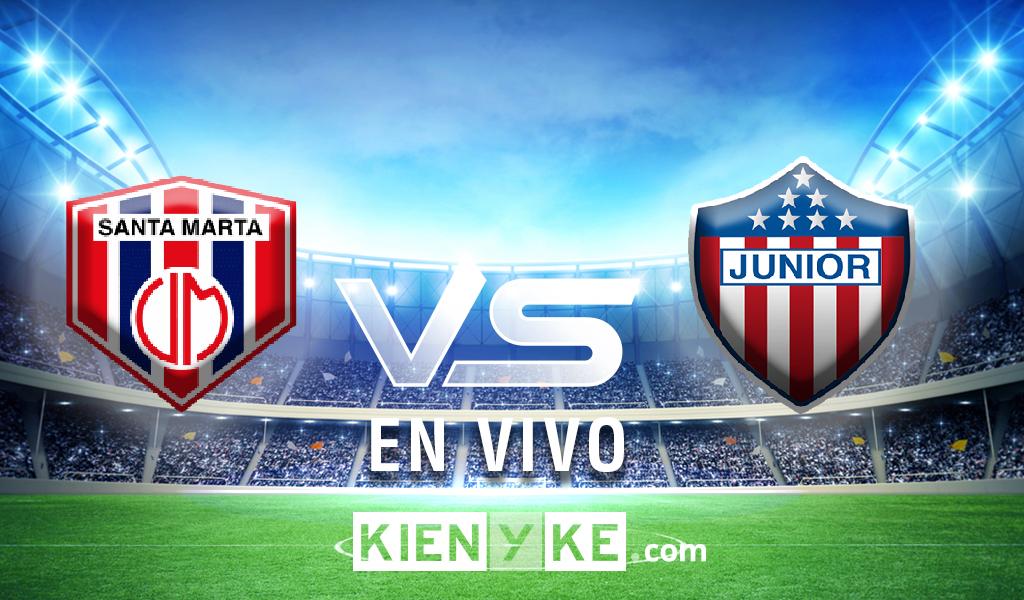 Minuto a minuto: Unión Magdalena vs Junior