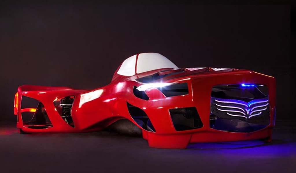 carro volador