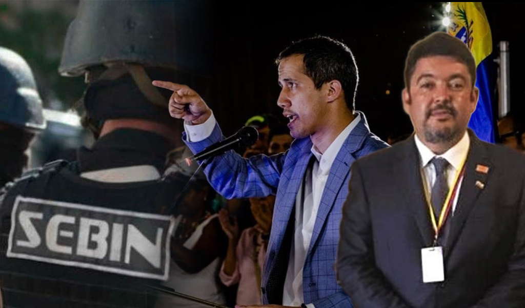 Dictan privativa de libertad contra Roberto Marrero
