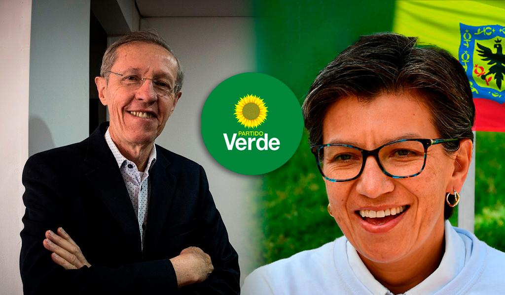 López y Navarro esperan resultados de la encuesta verde