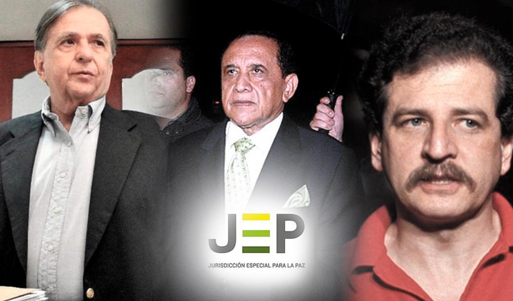 JEP envía a Corte solicitudes de Santofimio y Maza