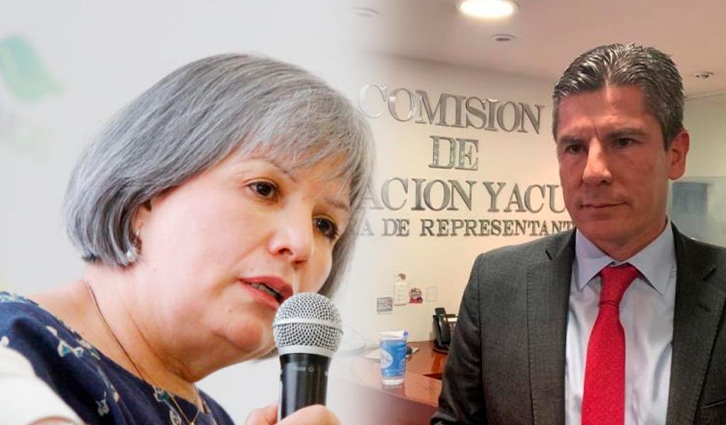 Comisión de Acusación investiga a Patricia Linares