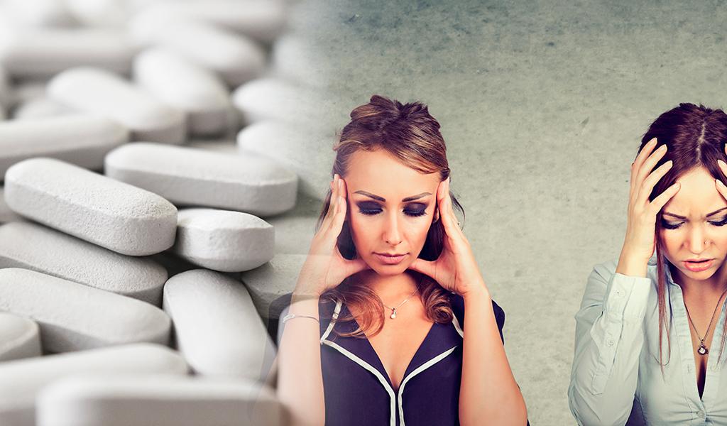 La relación de los antibióticos en la salud de la mujer