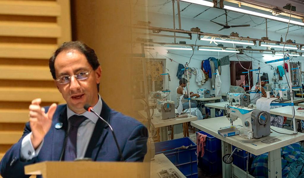 El acuerdo que el Gobierno busca con el sector textil