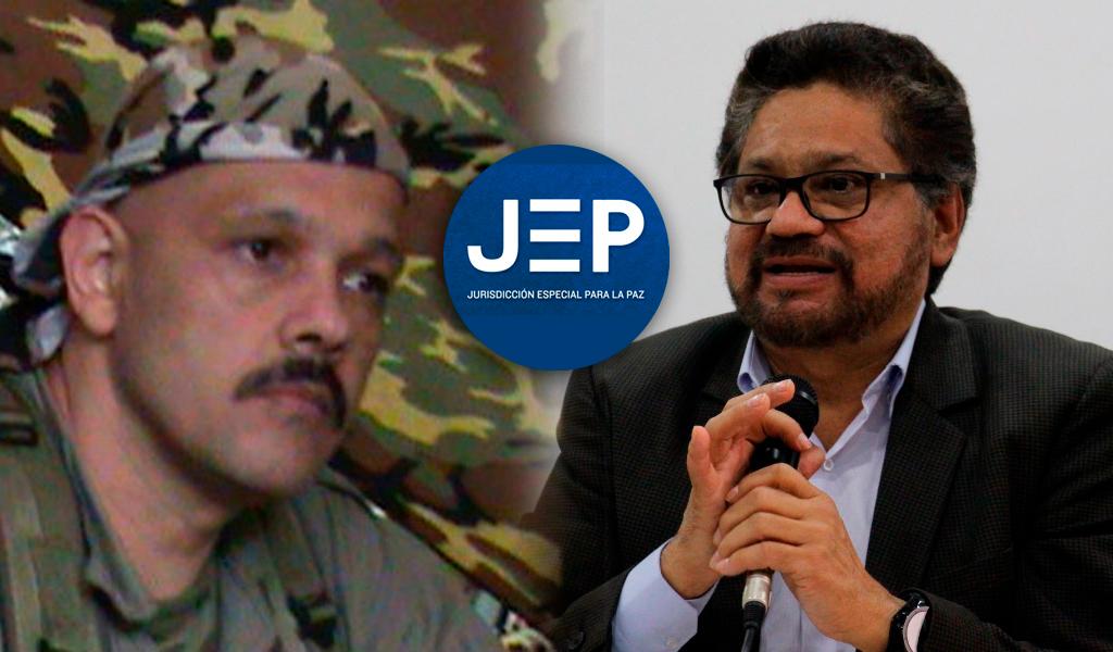 JEP frenó ayudas económicas a Iván Márquez y 'El Paisa'
